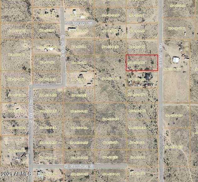 0 351st Avenue SW, Tonopah, AZ 85354 (MLS #6235210) :: Yost Realty Group at RE/MAX Casa Grande