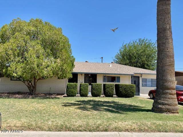 1221 N Palm Lane, Coolidge, AZ 85128 (MLS #6235389) :: The Laughton Team