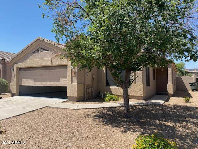 14310 N 129TH Avenue, El Mirage, AZ 85335 (#6235393) :: The Josh Berkley Team
