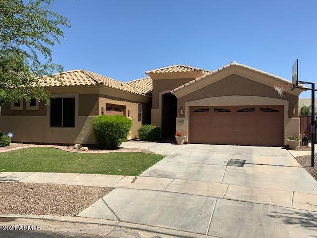4285 S Snowcap Court, Gilbert, AZ 85297 (MLS #6235894) :: Maison DeBlanc Real Estate