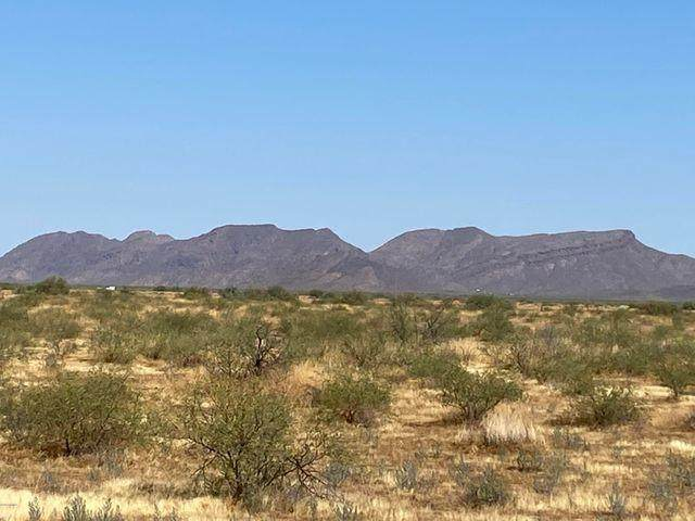 01 W Long Rifle Road, Aguila, AZ 85320 (MLS #6236032) :: Nate Martinez Team
