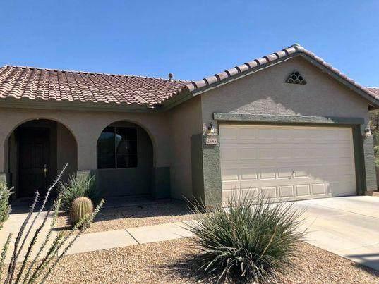 2545 W Bisbee Way, Phoenix, AZ 85086 (MLS #6236242) :: Sheli Stoddart Team | M.A.Z. Realty Professionals