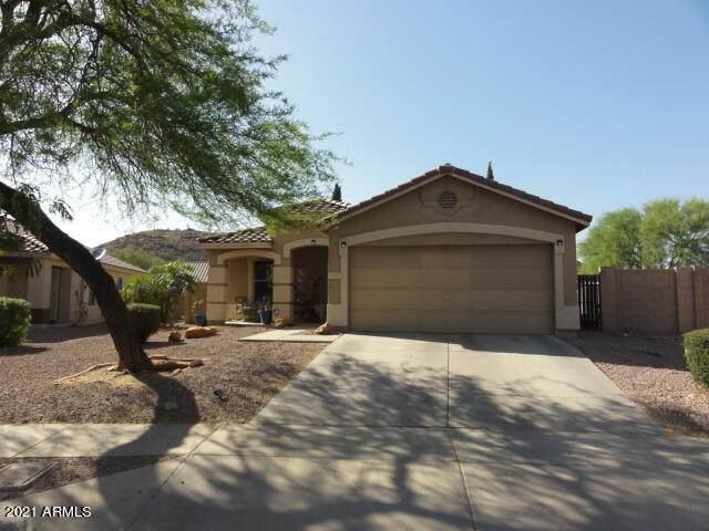 3206 W Casino Avenue, Phoenix, AZ 85083 (MLS #6236636) :: Nate Martinez Team