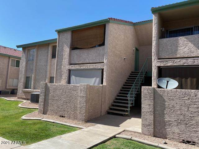 623 W Guadalupe Road #165, Mesa, AZ 85210 (MLS #6236730) :: The Garcia Group