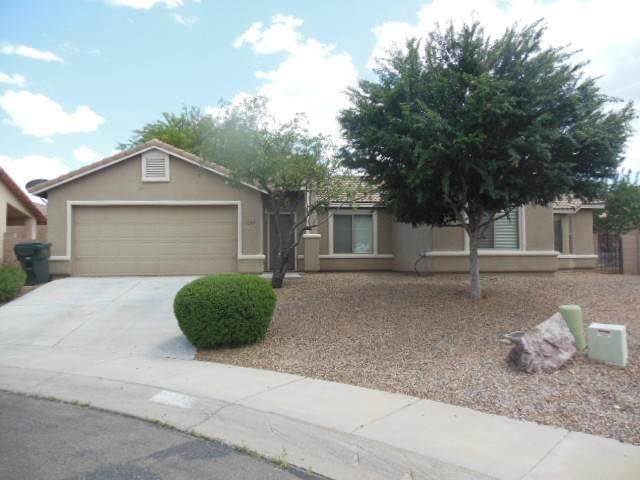 1542 Ironmaster Street, Sierra Vista, AZ 85635 (MLS #6236770) :: TIBBS Realty
