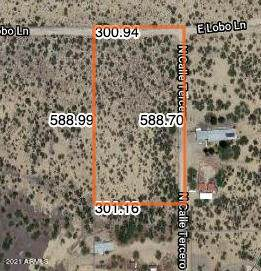 0 E Lobo Lane, Huachuca City, AZ 85616 (MLS #6236992) :: Midland Real Estate Alliance