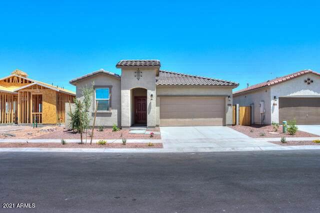 19769 N Grantham Road, Maricopa, AZ 85138 (MLS #6237490) :: neXGen Real Estate
