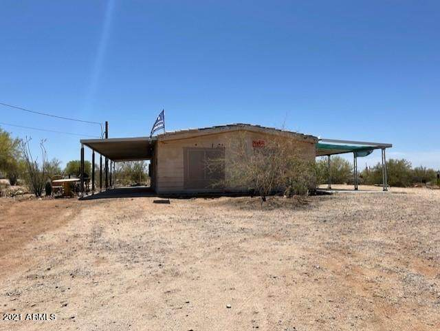 27113 E Thomas Lane, Florence, AZ 85132 (MLS #6237639) :: Zolin Group