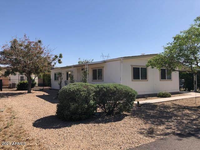19500 E Gregory Street #20, Black Canyon City, AZ 85324 (MLS #6237706) :: Arizona 1 Real Estate Team