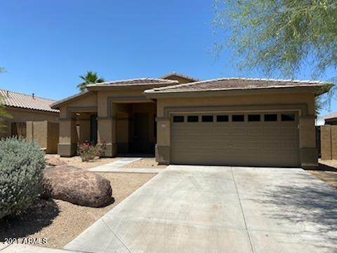 18372 W Capistrano Avenue, Goodyear, AZ 85338 (MLS #6237838) :: Executive Realty Advisors