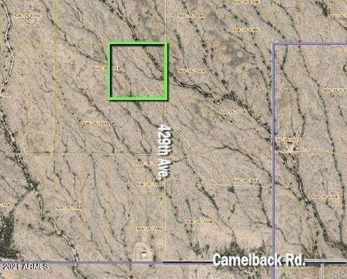 0 N 429th Avenue, Tonopah, AZ 85354 (MLS #6238200) :: Klaus Team Real Estate Solutions