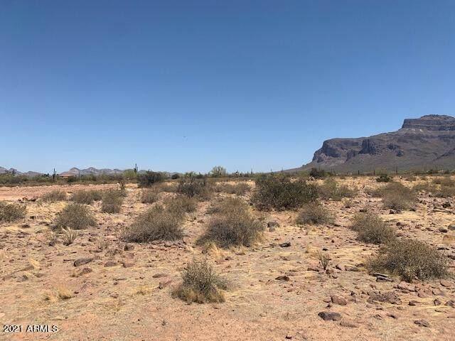 2560 S Baker Drive, Apache Junction, AZ 85119 (MLS #6238255) :: Klaus Team Real Estate Solutions
