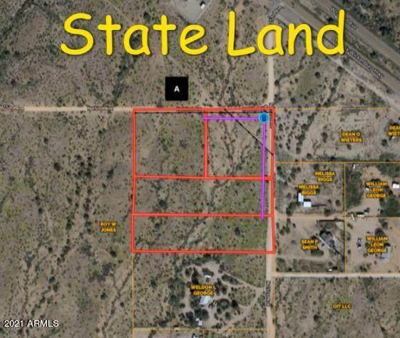 000 N 251st Avenue, Morristown, AZ 85342 (MLS #6238816) :: The Garcia Group
