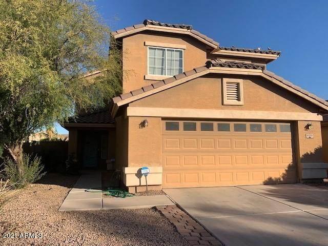 41214 W Cahill Drive, Maricopa, AZ 85138 (MLS #6238837) :: Dave Fernandez Team | HomeSmart