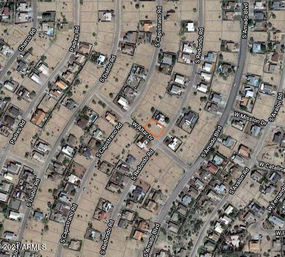 14884 S Redondo Road, Arizona City, AZ 85123 (MLS #6239544) :: Yost Realty Group at RE/MAX Casa Grande