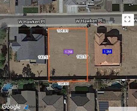 2455 W Hawken Place, Chandler, AZ 85286 (MLS #6239551) :: The Helping Hands Team