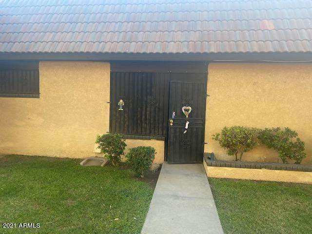 9025 W Elm Street #7, Phoenix, AZ 85037 (MLS #6239786) :: Nate Martinez Team