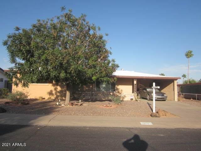 647 N 55TH Place, Mesa, AZ 85205 (MLS #6239851) :: Arizona Home Group