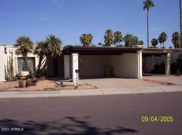14011 N 30TH Drive, Phoenix, AZ 85053 (MLS #6240496) :: Long Realty West Valley