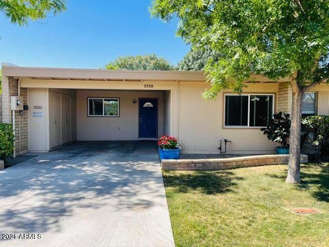 5550 N 10TH Street, Phoenix, AZ 85014 (MLS #6241182) :: Zolin Group
