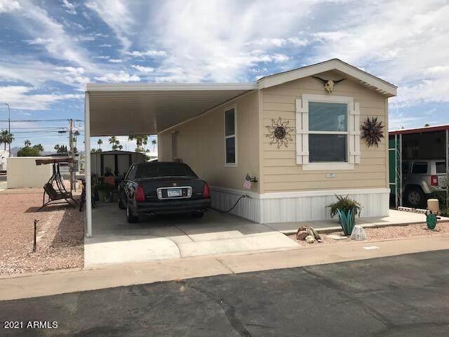 7807 E Main Street F-15, Mesa, AZ 85207 (MLS #6241815) :: Zolin Group