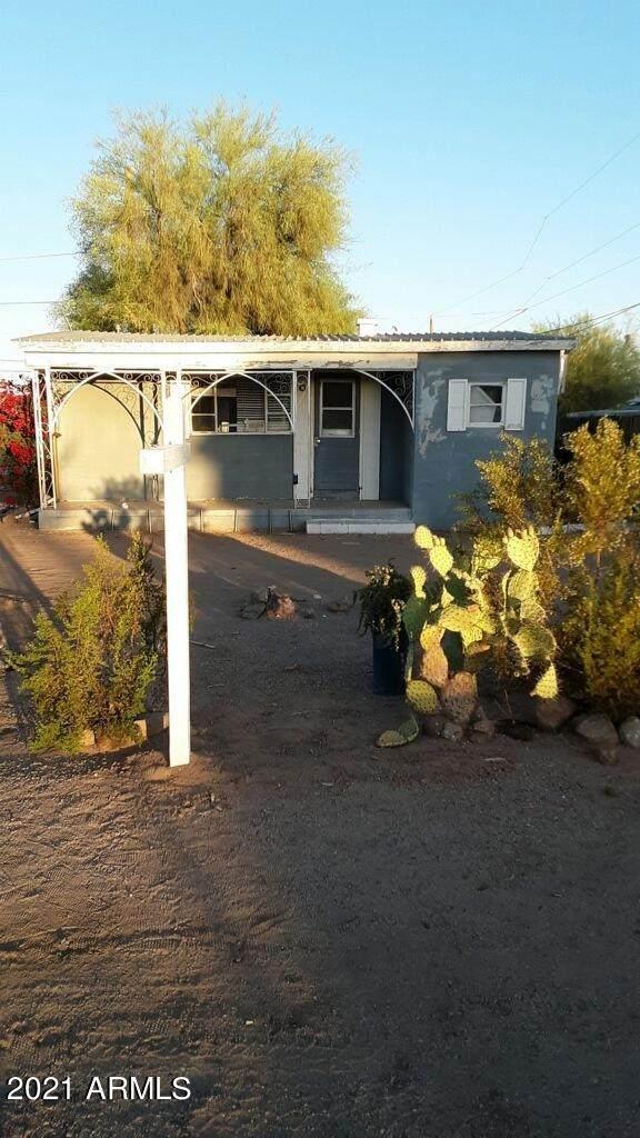 1034 N Main Drive, Apache Junction, AZ 85120 (MLS #6242475) :: Keller Williams Realty Phoenix