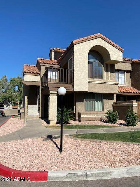 1905 E University Drive #254, Tempe, AZ 85281 (MLS #6242686) :: Zolin Group