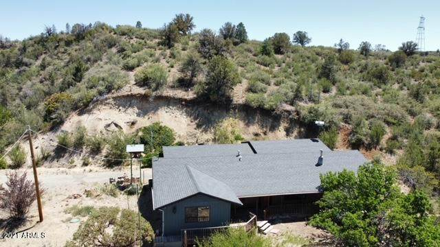 670 E Robinson Drive, Prescott, AZ 86303 (MLS #6243000) :: Yost Realty Group at RE/MAX Casa Grande