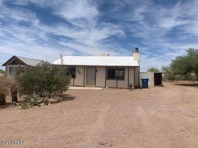 4470 N Main Drive, Apache Junction, AZ 85120 (MLS #6243367) :: Yost Realty Group at RE/MAX Casa Grande
