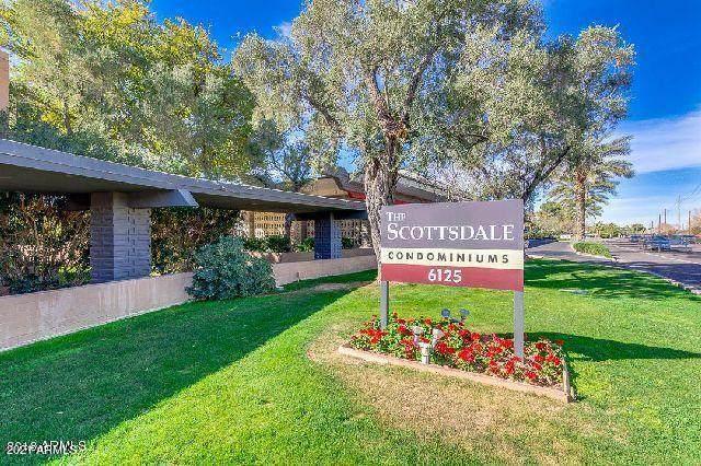 6125 E Indian School Road #198, Scottsdale, AZ 85251 (MLS #6243609) :: Selling AZ Homes Team