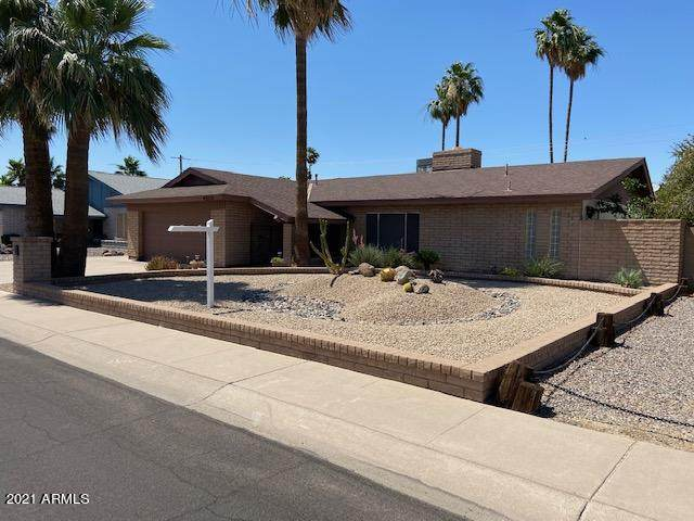 4510 W Hayward Avenue, Glendale, AZ 85301 (MLS #6244235) :: Yost Realty Group at RE/MAX Casa Grande