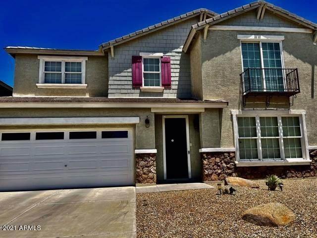 2214 E Chanute Pass, Phoenix, AZ 85040 (MLS #6244275) :: Yost Realty Group at RE/MAX Casa Grande