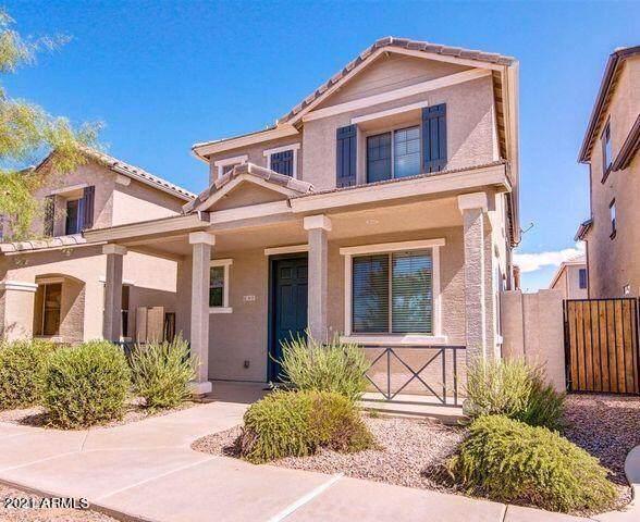 1655 E Elgin Street, Gilbert, AZ 85295 (MLS #6244372) :: Yost Realty Group at RE/MAX Casa Grande