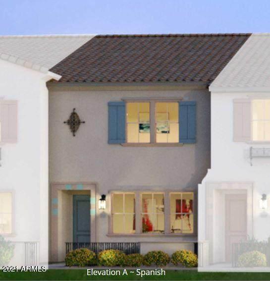 2633 S Catherine Drive #107, Gilbert, AZ 85295 (MLS #6245823) :: Yost Realty Group at RE/MAX Casa Grande
