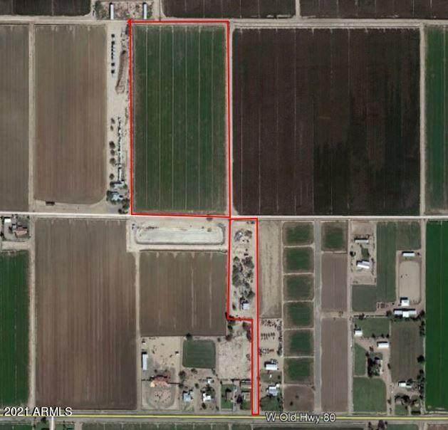 0 W Old Us Hwy 80, Palo Verde, AZ 85343 (MLS #6246138) :: Selling AZ Homes Team