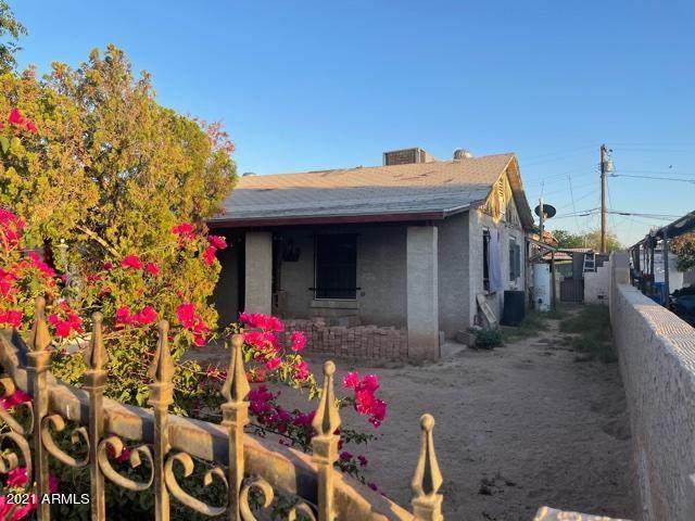 375 W Cocopah Street, Phoenix, AZ 85003 (MLS #6246739) :: Yost Realty Group at RE/MAX Casa Grande