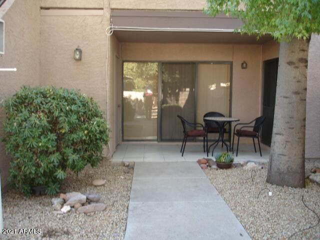 5998 N 78TH Street #100, Scottsdale, AZ 85250 (MLS #6246808) :: Selling AZ Homes Team