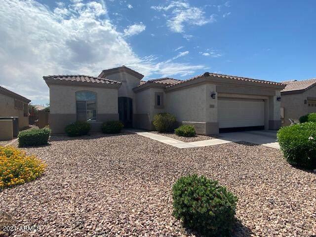 5160 S Marigold Way, Gilbert, AZ 85298 (MLS #6247019) :: Executive Realty Advisors