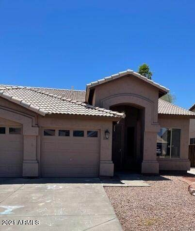 405 W Campo Bello Drive, Phoenix, AZ 85023 (MLS #6247089) :: Yost Realty Group at RE/MAX Casa Grande