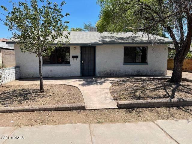 429 E 3rd Street, Douglas, AZ 85607 (MLS #6247112) :: Jonny West Real Estate
