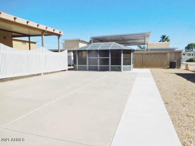 17200 W Bell Road W, Surprise, AZ 85374 (MLS #6247596) :: Howe Realty