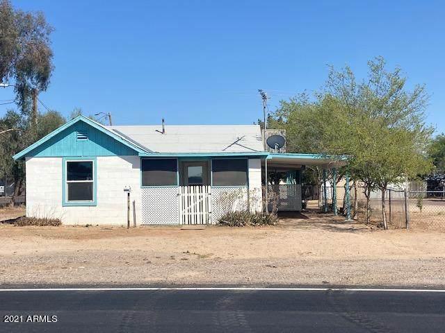 32837 N Center Street, Wittmann, AZ 85361 (MLS #6247761) :: Power Realty Group Model Home Center