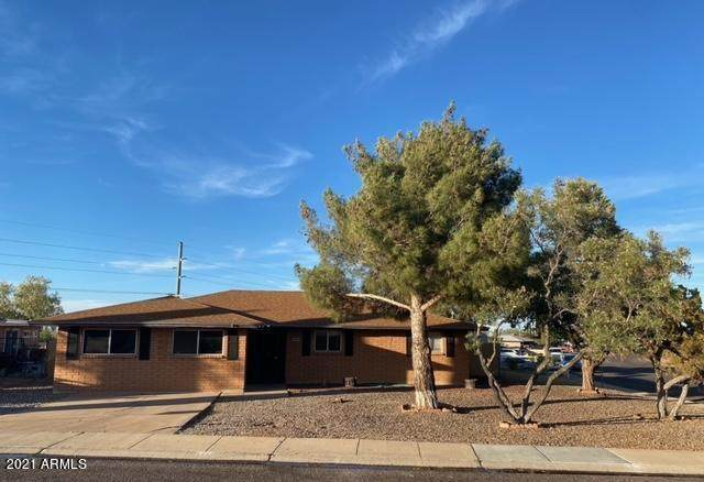 1281 N Catalina Drive, Sierra Vista, AZ 85635 (MLS #6248719) :: Yost Realty Group at RE/MAX Casa Grande