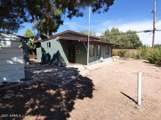 8157 W Camino Real, Payson, AZ 85541 (MLS #6249260) :: The Garcia Group