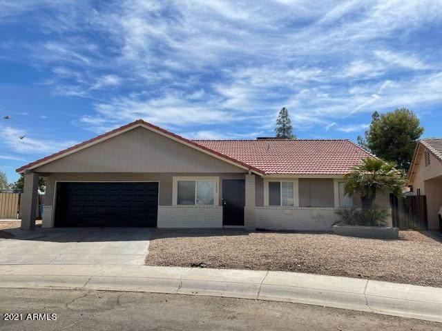 1409 S 66TH Lane, Phoenix, AZ 85043 (MLS #6249425) :: The Riddle Group