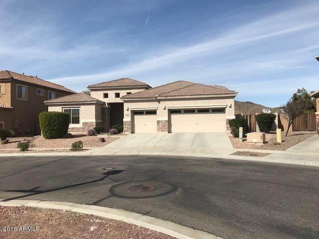2112 W Eagle Feather Road, Phoenix, AZ 85085 (MLS #6249445) :: Yost Realty Group at RE/MAX Casa Grande