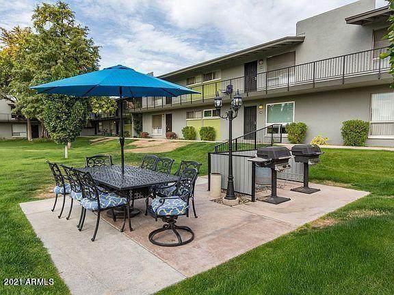 7141 N 16TH Street #229, Phoenix, AZ 85020 (MLS #6249654) :: Yost Realty Group at RE/MAX Casa Grande