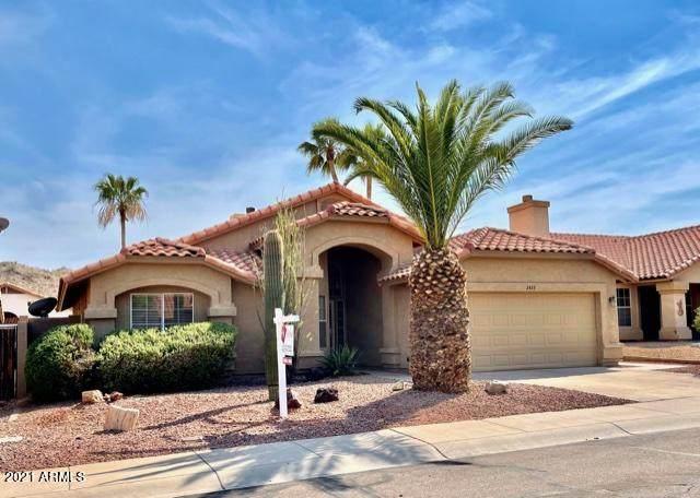 2427 E Cathedral Rock Drive, Phoenix, AZ 85048 (MLS #6249747) :: The Daniel Montez Real Estate Group