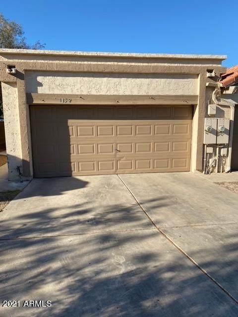 1152 W Laredo Street, Chandler, AZ 85224 (MLS #6249781) :: Lucido Agency
