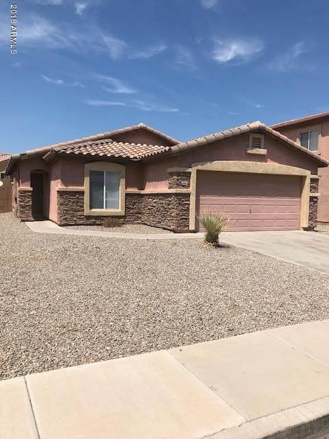 25220 W La Mont Avenue, Buckeye, AZ 85326 (MLS #6249811) :: Yost Realty Group at RE/MAX Casa Grande